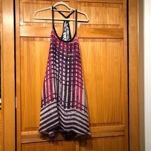 Vans flowy reversible dress